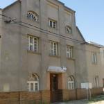 Budova sokolvny v Domašíně